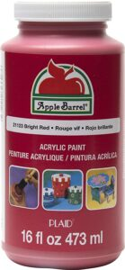 Apple Barrel Acrylic Paint in Assorted Colors